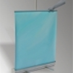 850mm Roll-Up Banner Stand